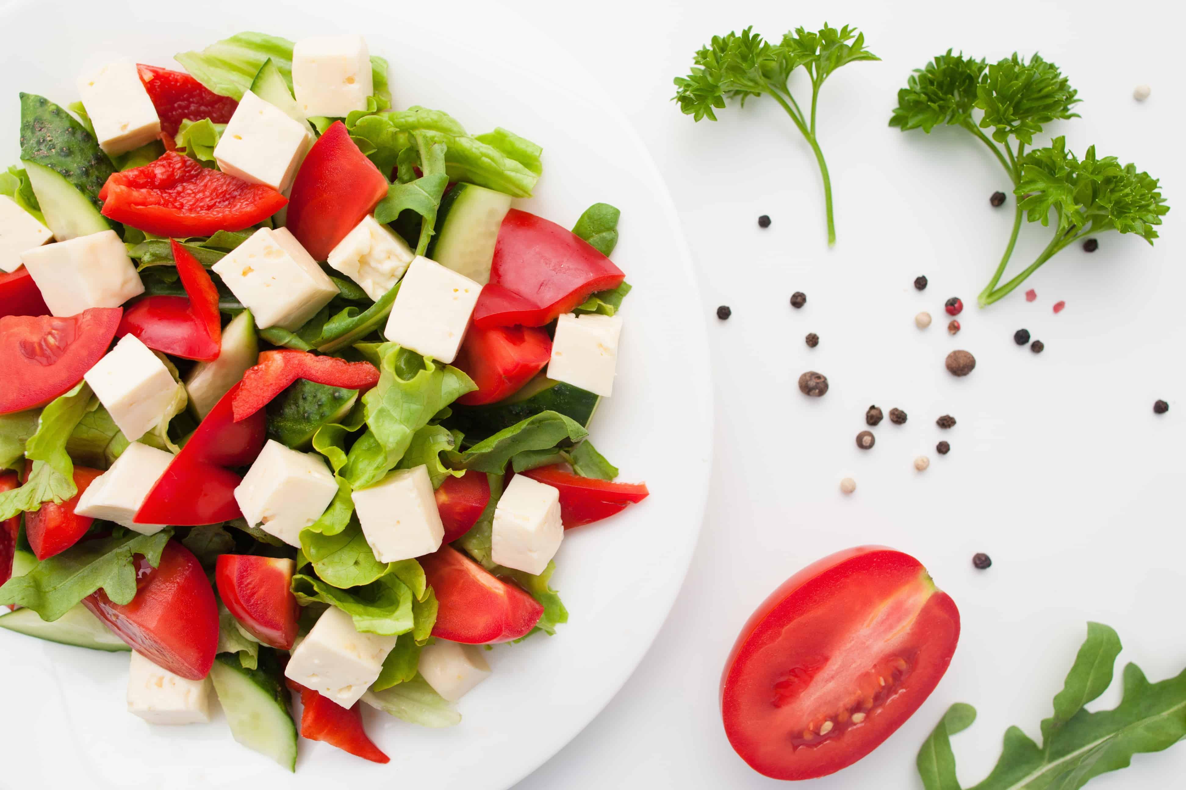 здоровое питание кратко